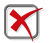 red checkmark graphic