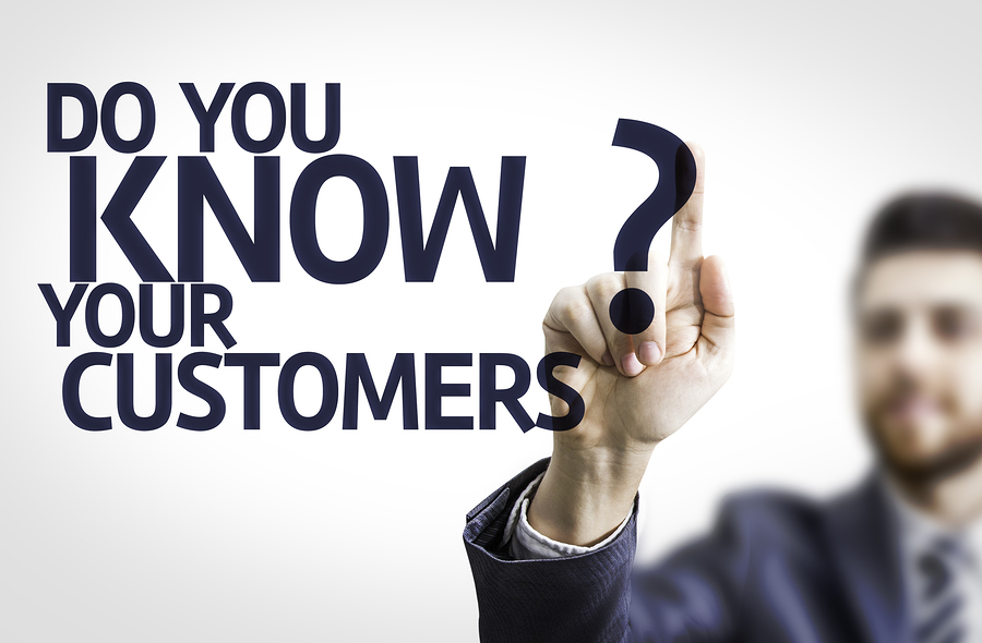 Do you know your customer graphic