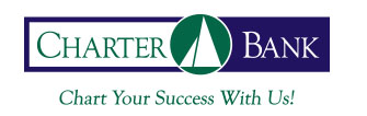 charter bank logo graphic