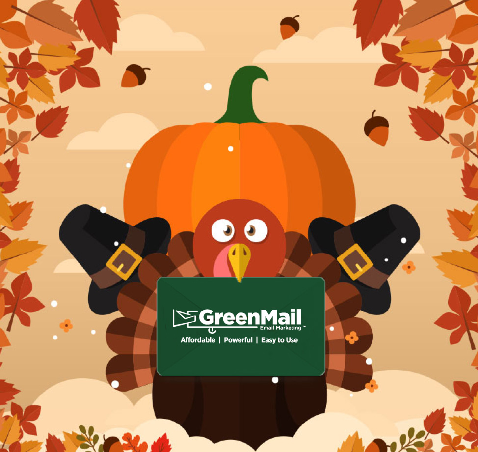 greenmail email marketing turkey graphic